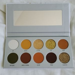 Jaclyn Hill x Morphe Armed and Gorgeous Palette